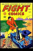 Fight Comics 9-A