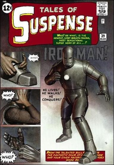 Invincible Iron Man Omnibus 1-B by Marvel