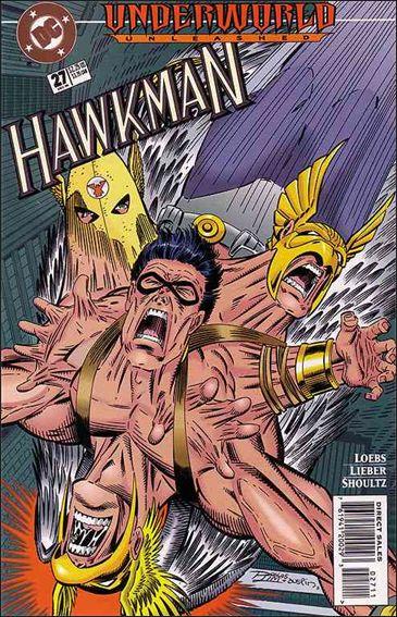 Hawkman (1993) 27-A by DC