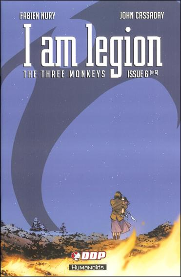 I Am Legion (2009) 6-A by Devil's Due