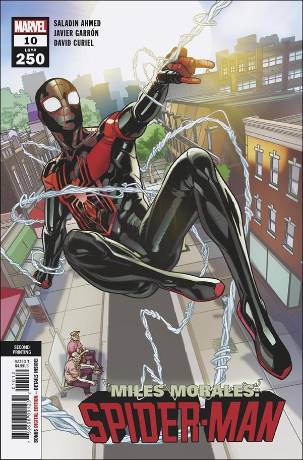 November 2019 Marvel Comic SPIDER-MAN 10