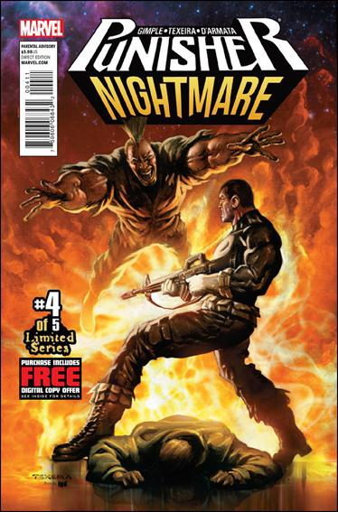 Punisher: Nightmare 4-A by Marvel