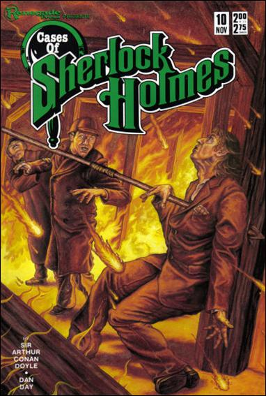 Cases of Sherlock Holmes 10-A by Renegade