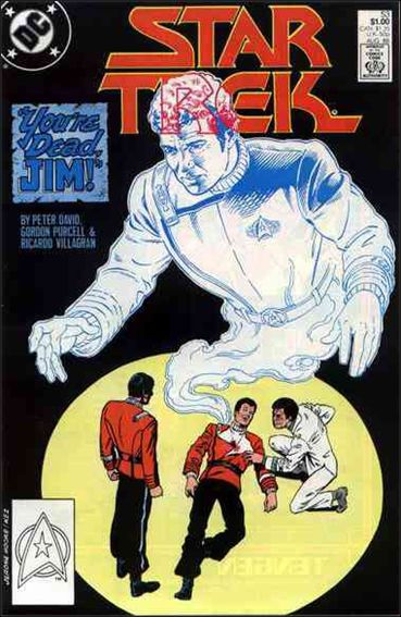 Star Trek (1984) 53-A by DC
