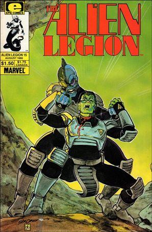 Alien Legion (1984) 15-A
