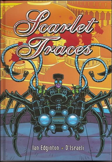 Scarlet Traces 1-A by Dark Horse