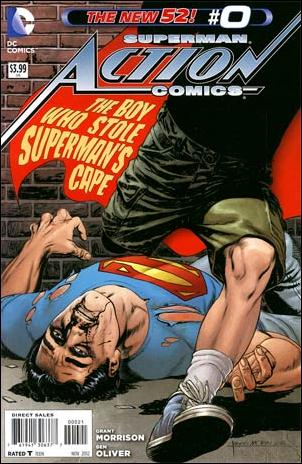 Action Comics (2011) 0-D by DC