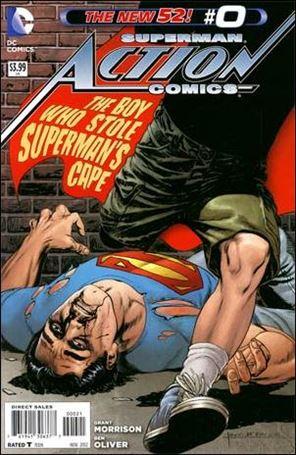 Action Comics (2011) 0-D