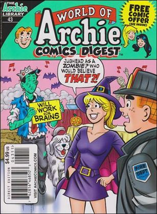 World of Archie (Comics) Double Digest 43-A