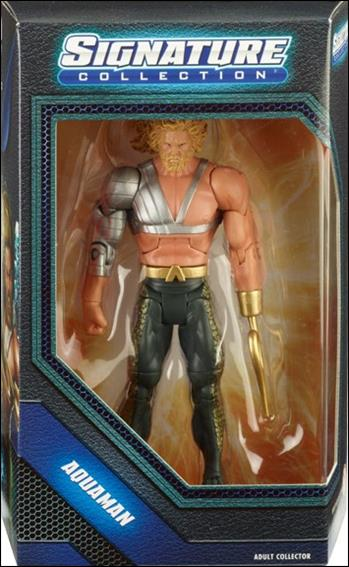 DC Universe: Signature Collection Aquaman by Mattel