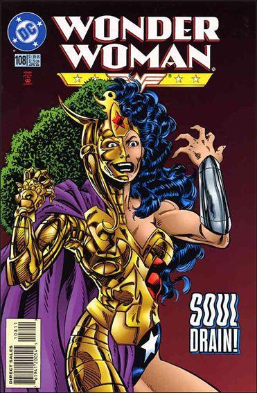 Wonder Woman (1987) 108-A by DC
