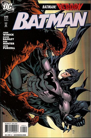 Batman (1940) 690-A by DC