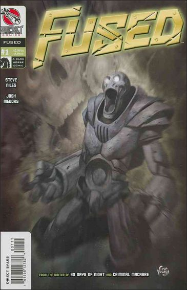 Fused (2003) 1-A by Dark Horse