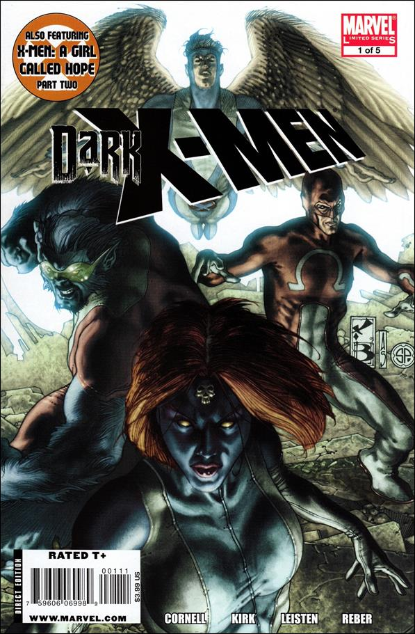 Dark X-Men 1-A by Marvel