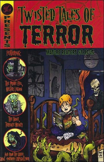 Twisted Tales of Terror 1-A by Legion Studios