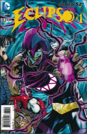 Justice League Dark 23.2-A