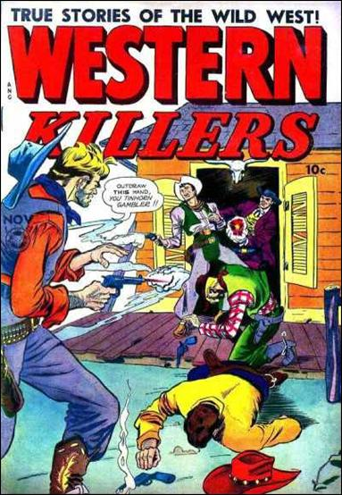Western Killers 61-A by Fox