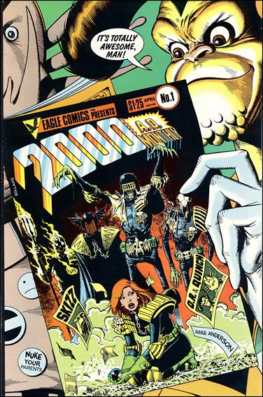 2000 A.D. (1986) 1-A by Eagle Comics