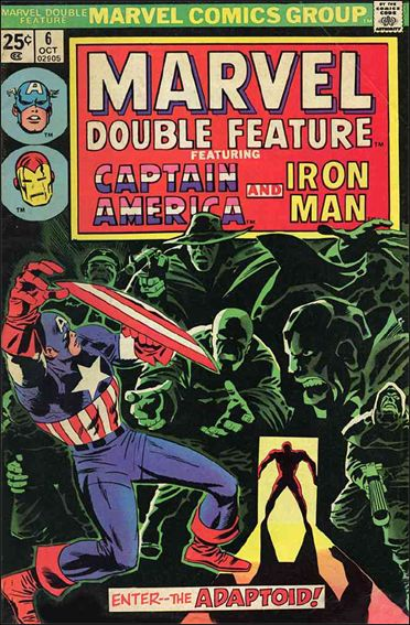 Marvel Double Feature 6-A by Marvel