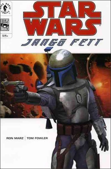 Star Wars: Jango Fett nn-A by Dark Horse