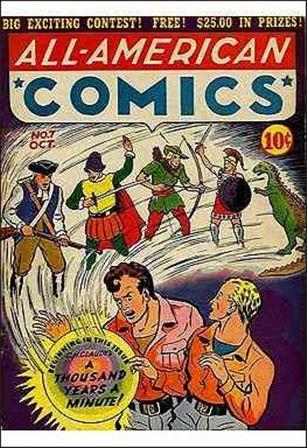All-American Comics (1939) 7-A