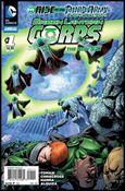 Green Lantern Corps Annual 1-A