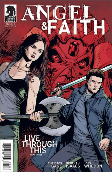 Angel & Faith 3-B by Dark Horse