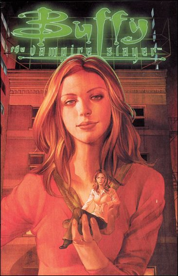 Buffy the Vampire Slayer Season Eight 4-D by Dark Horse