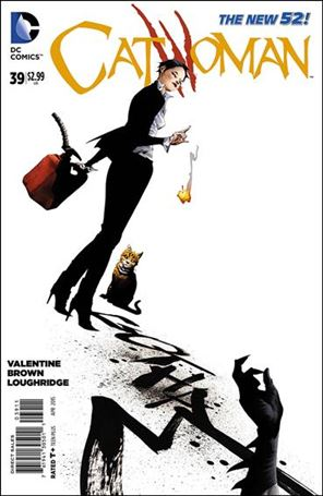 Catwoman (2011) 39-A