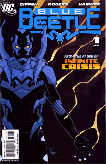 Blue Beetle (2006) 1-A by DC