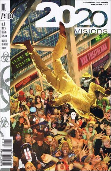 2020 Visions 1-A by Vertigo