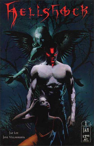 Hellshock (1997) 1-A by Image