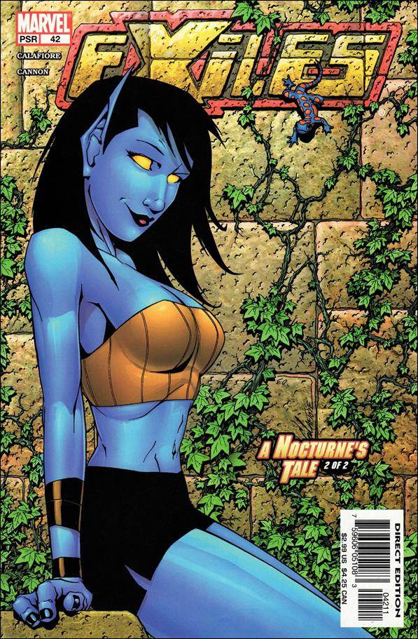 Exiles (2001) 42-A by Marvel