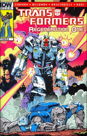 Transformers: Regeneration One 83-B by IDW