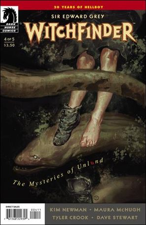 Witchfinder: The Mysteries of Unland 4-A