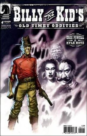 Billy the Kid's Old Timey Oddities 4-A