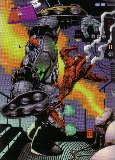Marvel vs WildStorm (Base Set) 88-A by Fleer/SkyBox