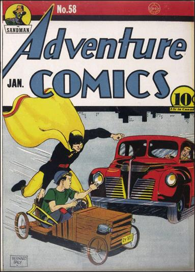 Adventure Comics (1938) 58-A by DC
