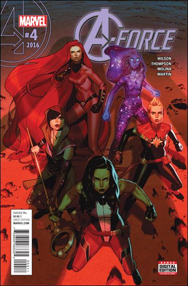 A-Force (2016) 4-A by Marvel