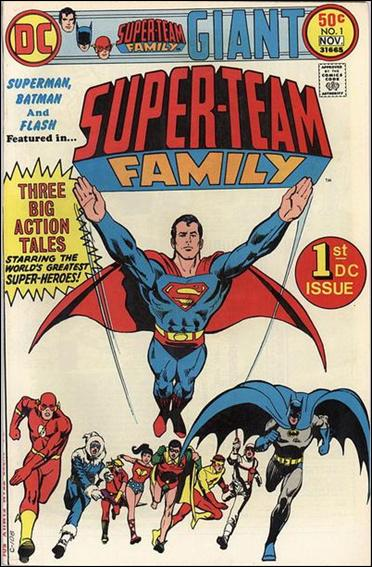 Super-Team Family 1-A by DC