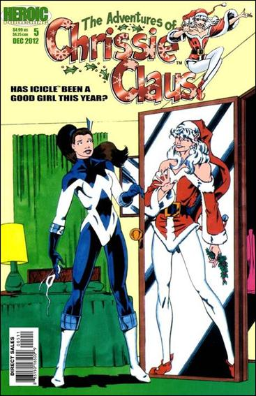Adventures of Chrissie Claus 5-A by Heroic Publishing