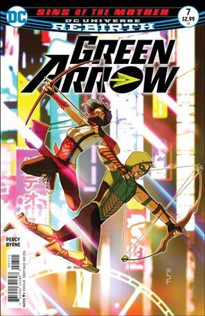 Green Arrow (2016) 7-A