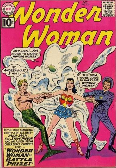 Wonder Woman (1942) 125-A by DC