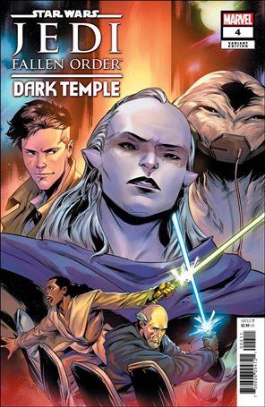 Star Wars: Jedi Fallen Order - Dark Temple 4-B