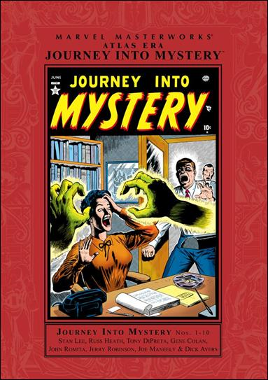Marvel Masterworks: Atlas Era Journey into Mystery 1-A by Marvel