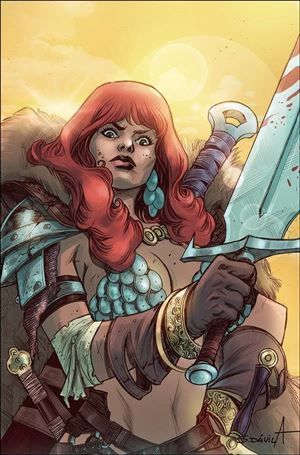 Red Sonja: The Superpowers 4-Q