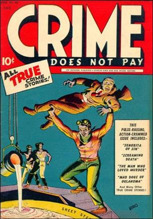 Crime Does Not Pay 32-A
