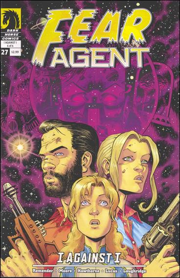 Fear Agent (2007) 27-A by Dark Horse