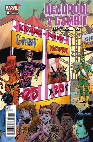 Deadpool v Gambit 1-B