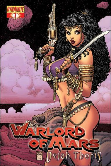 Warlord of Mars: Dejah Thoris 1-A by Dynamite Entertainment